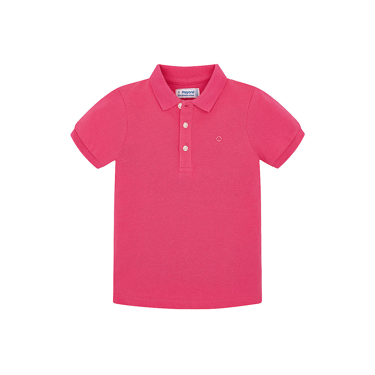 MAYORAL Polo Shirts 10683011 children clothing t-shirt shirt the print for boys