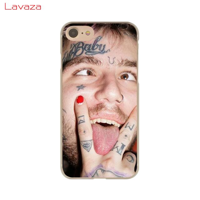 Lavaza XXXTENTACION Lil Peep Lil Bo Peep Rap Singer Hard Case for Apple iphone 7 8 Plus 5s 5 SE 6 6s 7 8 X Case