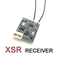 جهاز استقبال جديد FrSky XSR 2.4GHz 16CH ACCST مع S Bus وcppm خاص بطائرة صغيرة متعددة المراكز QAV