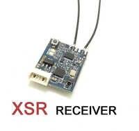 Nuovo FrSky ACCST XSR 2.4 GHz 16CH Ricevitore w/S-Bus & CPPM Particolare per Mini Multicopter QAV drone