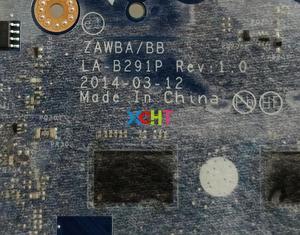 Image 5 - Für Lenovo B50 45 w A8 6410 AM6410ITJ44JB CPU ZAWBA/BB LA B291P w 216 086050 GPU Onboard Laptop Motherboard Mainboard getestet