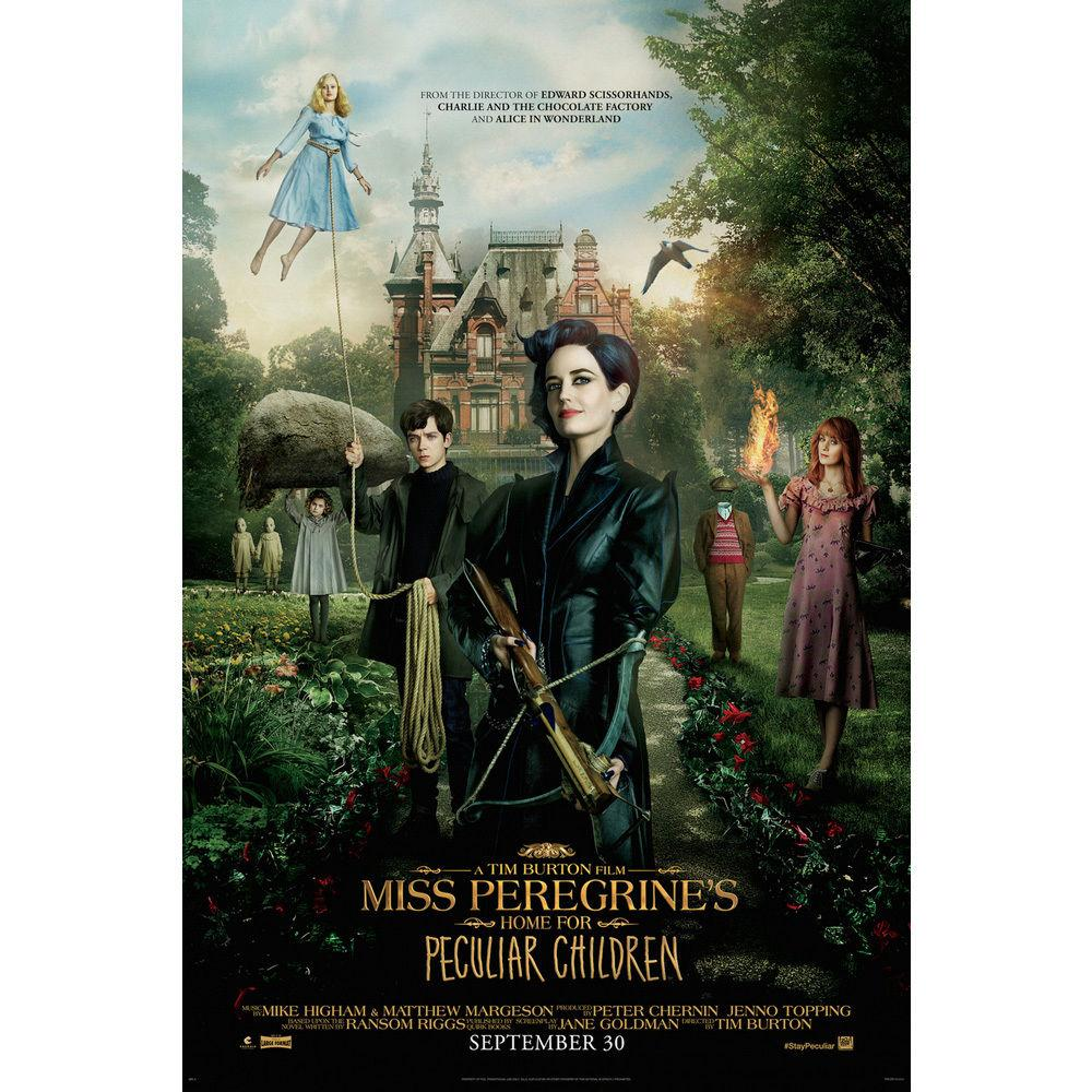 Miss Peregrines Home For Peculiar Children Movie 3 Wall Sticker