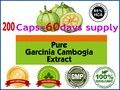 400 mg x 200 pcs (85% HCA) dieta perder peso do produto queimador de gordura eficaz Puro extrato de garcinia cambogia produtos de emagrecimento