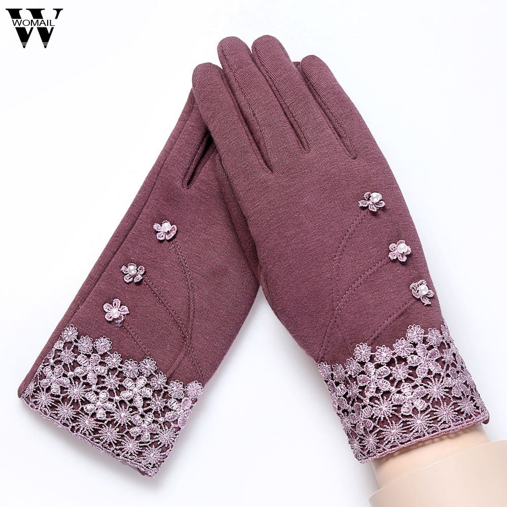 Fashion Winter Gloves Womens