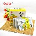 30 g * 15 package    Lemon foot bath salt Chinese medicine to soak the foot powder bags