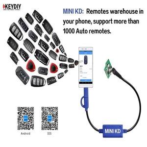 Image 2 - Мини пульт дистанционного управления KD генератор ключей с дистанционным управлением со склада штатива Поддержка Android сделать более 1000 автоматических пультов + 4pc KD пульт дистанционного управления