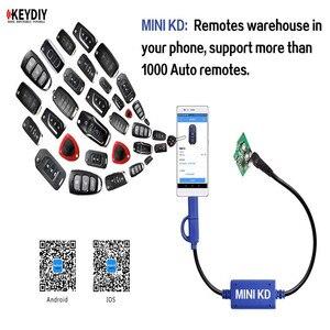 Image 2 - Mini gerador de chaves, remoto, kd, controle remoto, no celular, com suporte android, faça mais de 1000 controles remotos automáticos + 4 peças controle remoto kd
