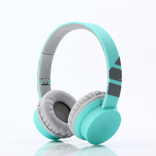 3.5mm Stereo Wired Sobre fones de Ouvido Headband do Fone De Ouvido de Alta Fidelidade de Áudio Casque Mp3 player de Música Portátil Fone De Ouvido Dobrável Meninas Grandes Fones De Ouvido