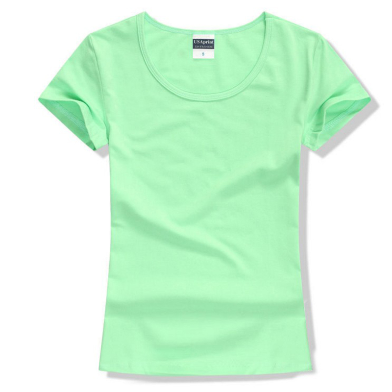 Hot Sale Fashion Women t-shirt Cotton Shs