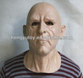realistic adults'  Halloween Deluxe  Latex Full Head old man Mask Breaking Bad Toys