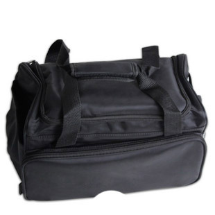 black purple barber display travel duffle multifunctional luggage diaper shoulder tool bag