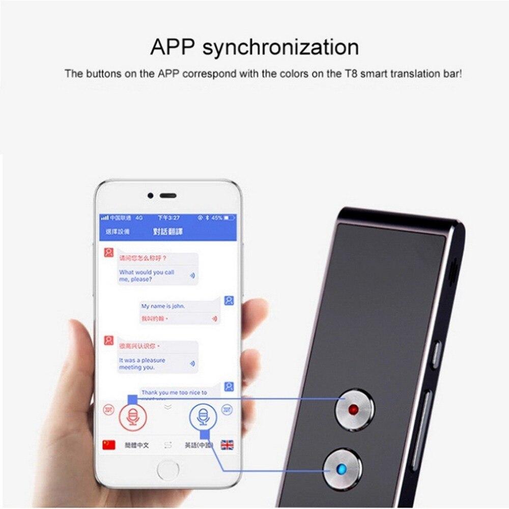 Generic Portable 40 Languages Smart Voice Translator