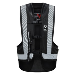 Image 2 - DUHAN รถจักรยานยนต์ กระเป๋าเสื้อกั๊ก Moto Racing Professional Air Bag Motocross ป้องกันถุงลมนิรภัยเกียร์