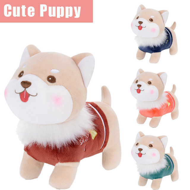 Cute puppy teddy gift stuffed plush animal dolls lovely plush cute cute puppy teddy gift stuffed plush animal dolls lovely plush cute puppy collection toys easter gift negle Images