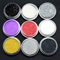 9 COLOR EYE POWDER EYESHADOW Cosmetics Makeup Salon Artist Set