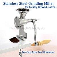 Aço inoxidável máquina de moer moedor miller noz amendoim pulverizer para feijão café chili soja
