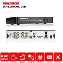 DVR 8CH 4CH CCTV Video Recorder For CVBS AHD Camera Analog Camera IP Camera Onvif P2P 5.0MP Video Surveillance DVR Recorder цены