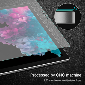 Image 4 - Original Nillkin for Microsoft Surface Pro 6 Tempered Glass Amazing H+ Anti Explosion for Surface Pro 5 Screen Protector