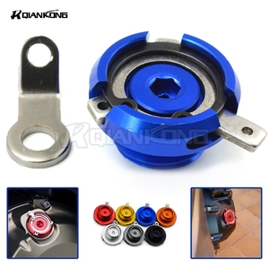 R QIANKONG M20*2.5 Motor CNC Aluminum Engine Oil Filler Cup Cap For honda cbr 1000 rr cbr 1100xx cbr250 cbr 600 CBR1000 CB1000