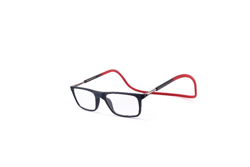9d2e1281da6 ... fashion at RoseGal.com Upgraded Unisex Magnetic Reading Glasses Men  Women Adjustable Hanging Neck Folding Glasses Front Connect Magnetic  Eyeglass.