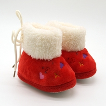 Здесь можно купить  Cotton Padded Infant Bootss Spring Winter Baby Shoes Warm Soft Baby Cute Shoes  Soft Boot 0-18M