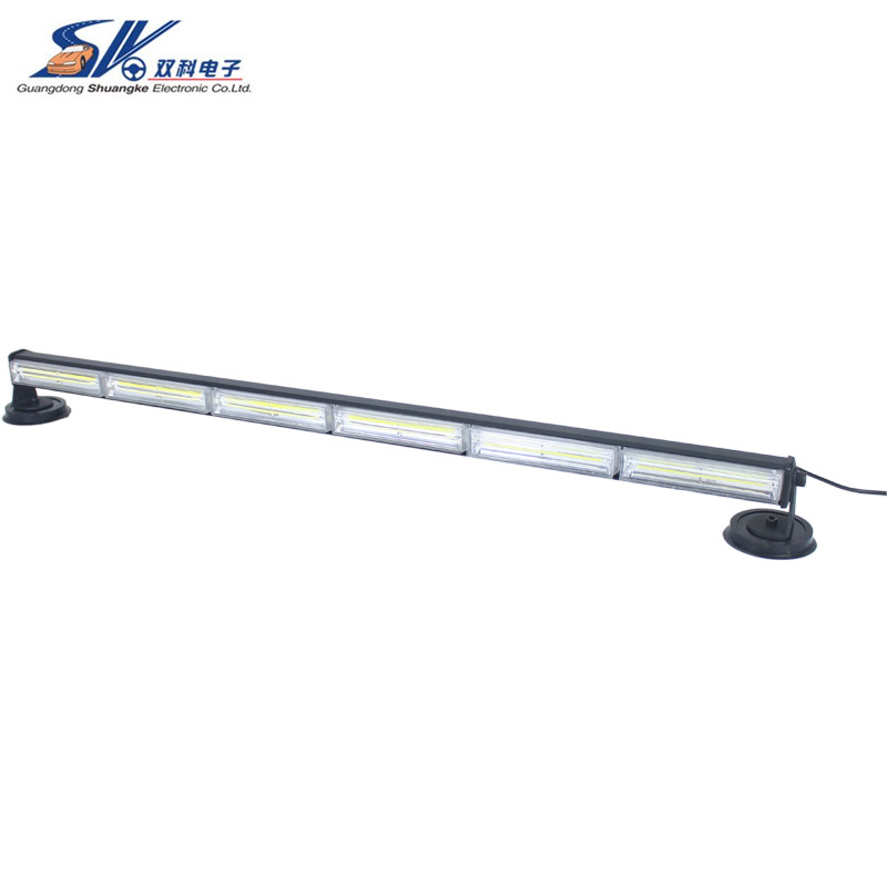 car emergency warning strobe traffic advisor lightbar w magnetic base. Black Bedroom Furniture Sets. Home Design Ideas