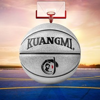 Male Female Official Size 5 Classic PU Leather Basketball Match Ball Basket Ball Outdoor Training