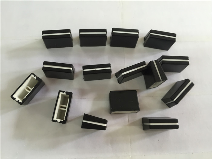 5PCS/LOT DJM-800 Mixer Fader Cap Hole 4MM Flat Style ...