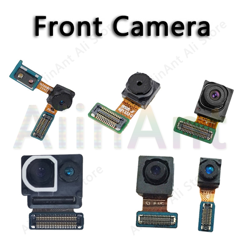Camera Flex For Samsung Galaxy S3 i9300 S4 i9500 S5 G900F S6 S7 Edge S8 Plus Face Front Camera Flex Repair Parts