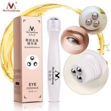 Eye Essence Anti-Puffiness Remove Wrinkles Skin Care Gold Activating Eye Cream Dark Circle Anti-Aging Face Serum Moisturizing ! цена