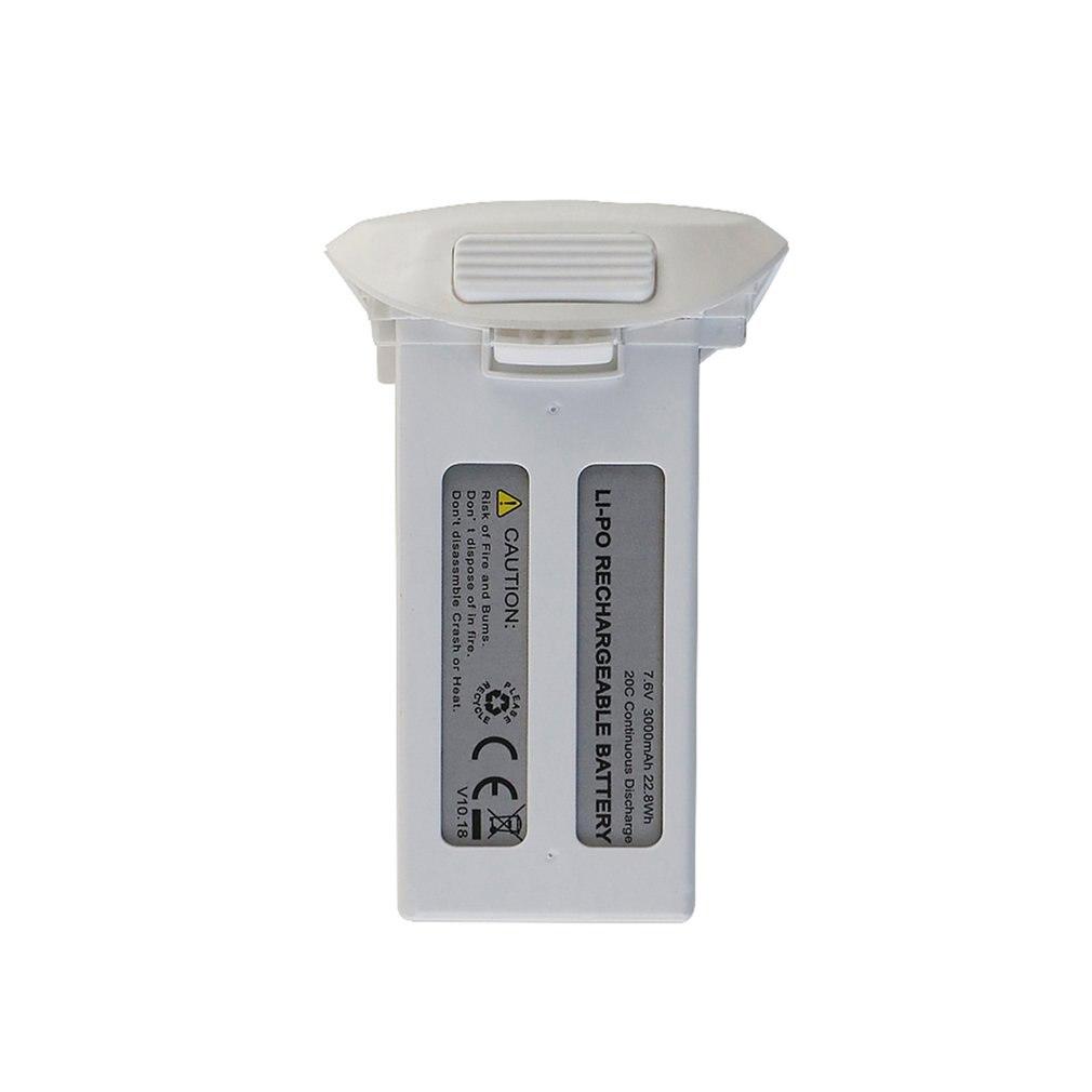 RC li-batterie 7.4 V 3000 mAh 25C batterie au Lithium Rechargeable pour JJR/C X6 RC Drone RC jouets RC Drone modèle jouet pièces de rechange