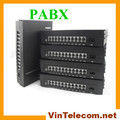 High quality VinTelecom SV308 SOHO PBX 3lines x 8 extensions for small office telephone system - Fast shipping