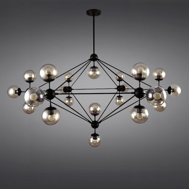 Moderne Kronleuchter moderne kronleuchter beleuchtung eisen glanz anhänger kronleuchter