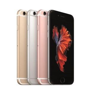 """Image 5 - Original apple iphone 6s ram 2 gb 16 gb rom 64 gb 128 gb 4.7 """"ios duplo núcleo 12.0mp câmera impressão digital 4g lte desbloqueado phone6s móvel"""