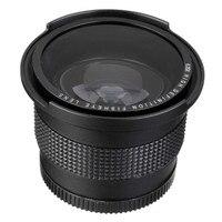 0 35x 52mm Super Fisheye Wide Angle Lens For Nikon D7100 D7000 D5200 D5100 D5000 D3100