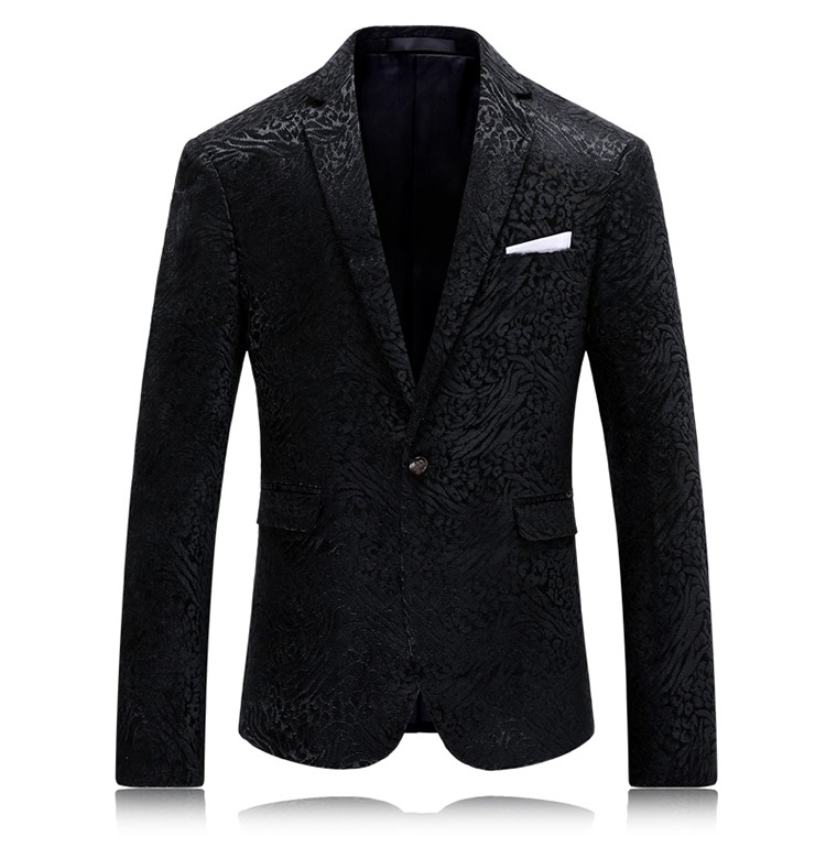 Autumn And Winter new style Men 39 s Fashion Casual Blazer Jackets Man 39 s High Quality Suits Jacket Blazers Free shipping in Blazers from Men 39 s Clothing