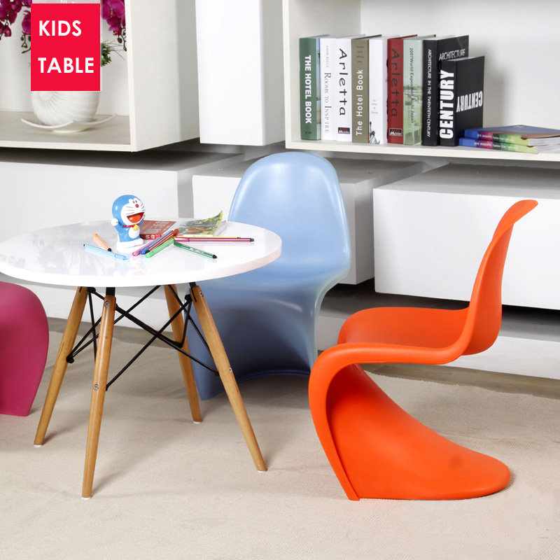 Terrific Us 100 0 Modern Design Kids Plastic S Shape Fashion Dining Chair Modern Classic Stackable Children Leisure Chair Baby Design Chair 2 Pcs In Children Camellatalisay Diy Chair Ideas Camellatalisaycom