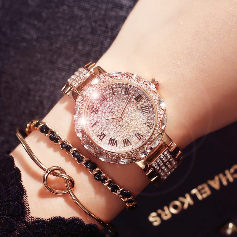 LGXIGE Brand Rose Gold Women Watch Steel Luxury Ladies Watch Creative Girl Quartz Wristwatch Clock Montre Relogio Feminino small brand fashion women watches casual luxury ladies watch creative girl quartz wristwatch clock montre relogio feminino