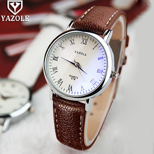YAZOLE 2019 Wrist Watch Women Watches Ladies New Dress Small Quartz Watch For Women Clock Female Wristwatches Relogio Feminino