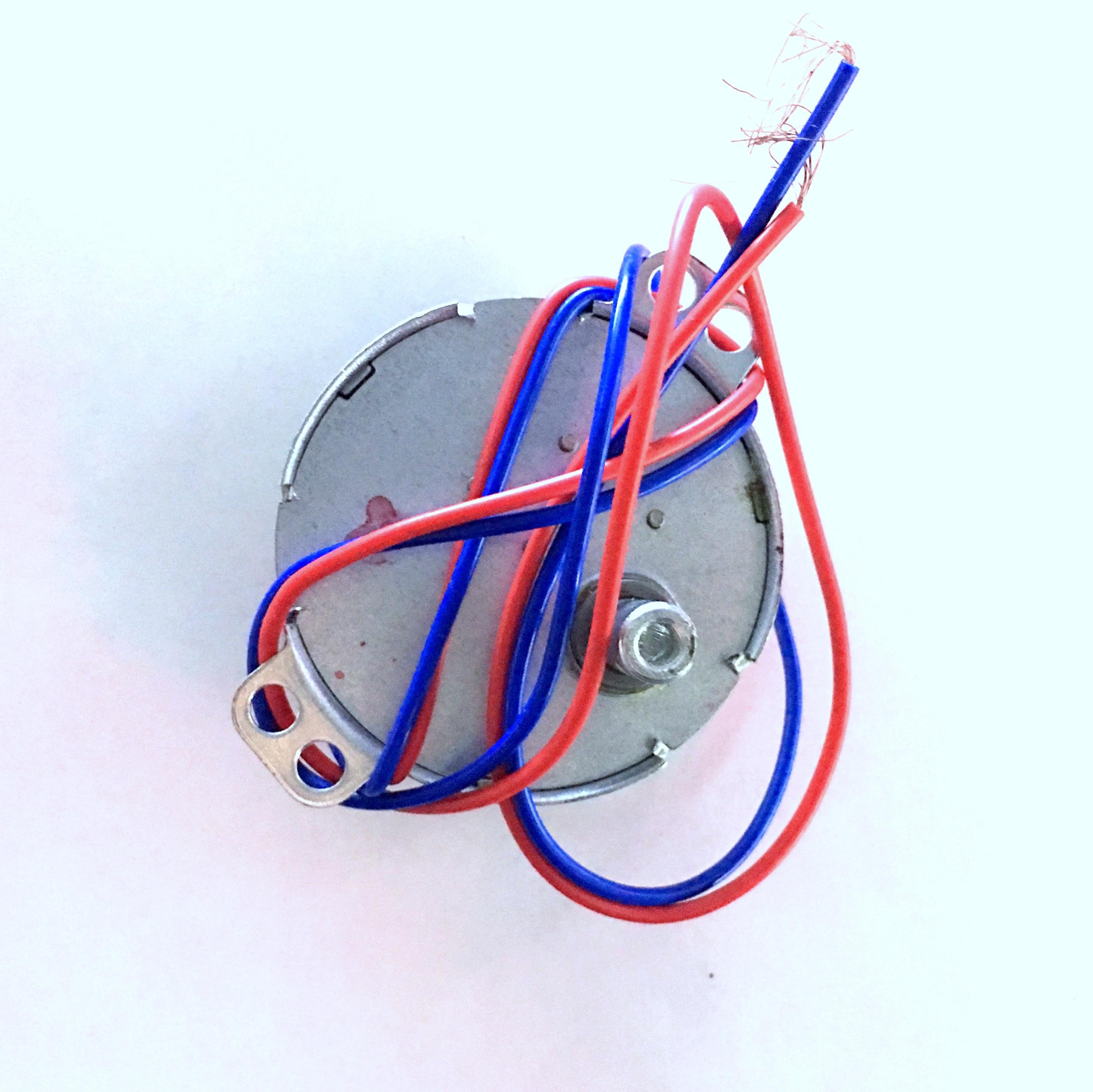 For Johnson AC220V 30W Brushless Synchronous AC Motor Wind Turbine AC Generator