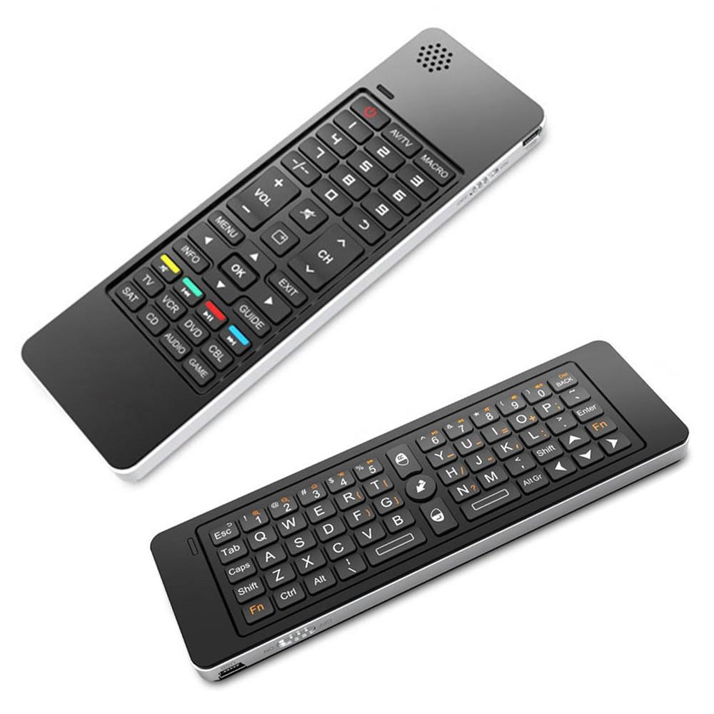English/Russia Version Keyboard Wireless Rii Mini i13 with