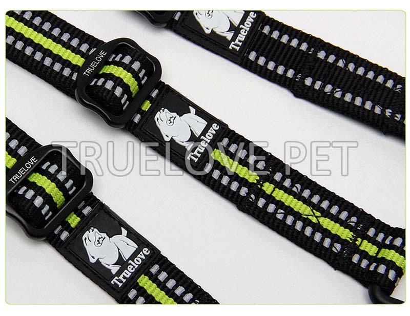 Truelove 3M Reflective Hands Free  Smart Double Dog Leash (7)