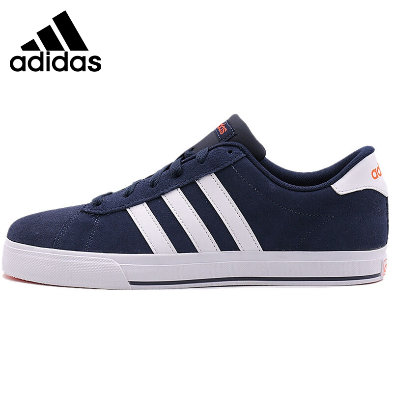 Prix pour Original Nouvelle Arrivée Adidas NEO Hommes de Planche À Roulettes Chaussures Sneakers