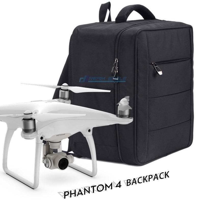 2017 NEW Shoulder Bag Carrying Case Multicopter Backpack for DJI Phantom 4 /PRO/PRO+ shoulder bag backpack carrying case for dji phantom 4 3 quadcopter black