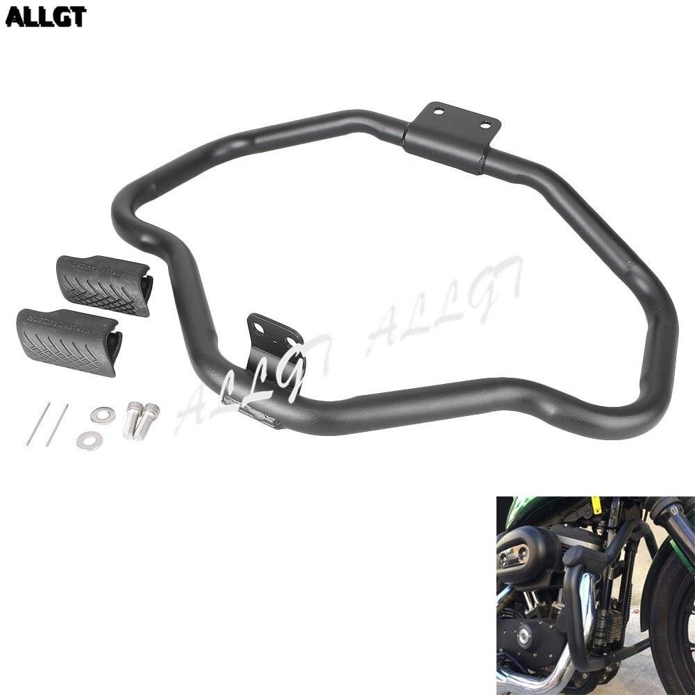 Motorcycle Crash bars Protection For Harley Davidson Sportster XL883 2004-2010 2012 2013 2014 2015 2016