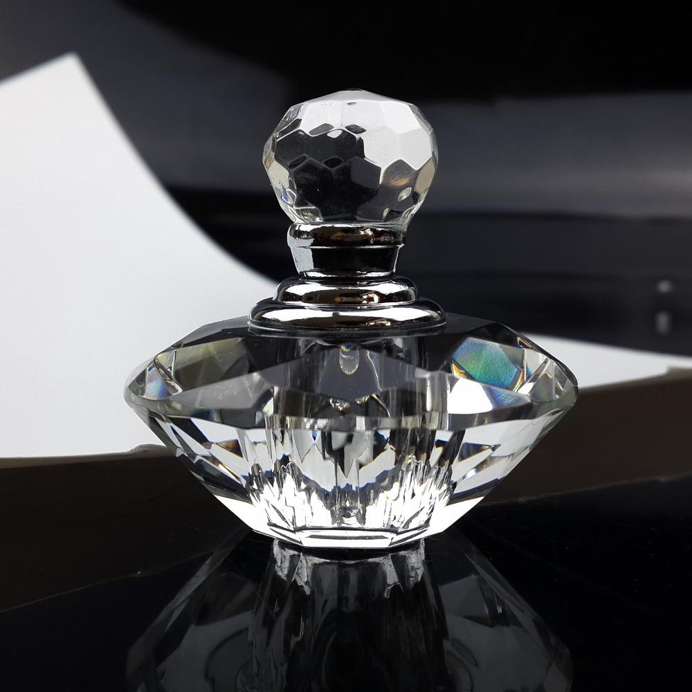 3ML Jasne Unqiue Szkło Kryształowe Kryształowe Kobiety Perfumy - Wystrój domu - Zdjęcie 3
