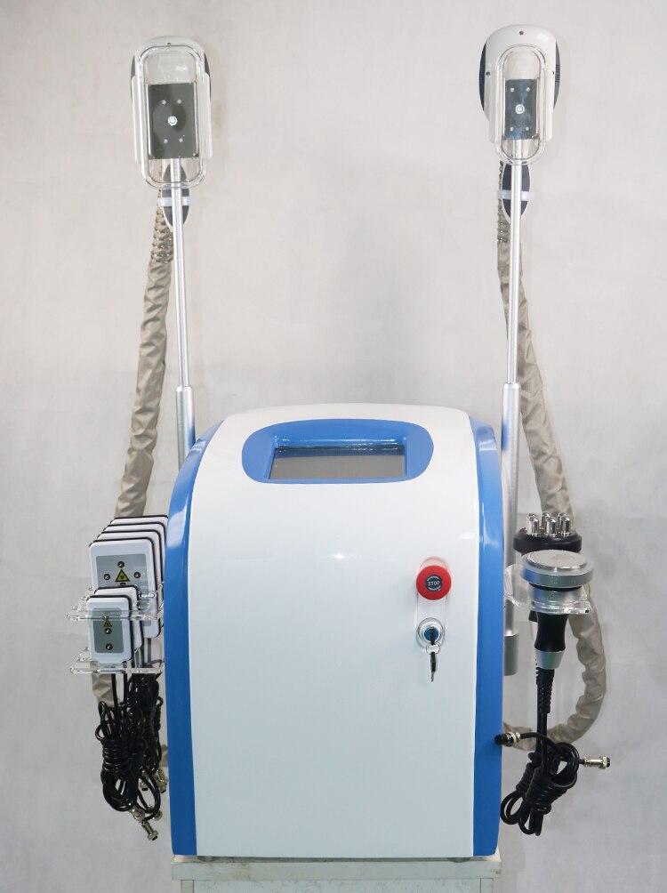 2019 nova Gordura Congelamento máquina de Lipoaspiração Emagrecimento Perda de Peso Da Máquina Ultra Som Portátil