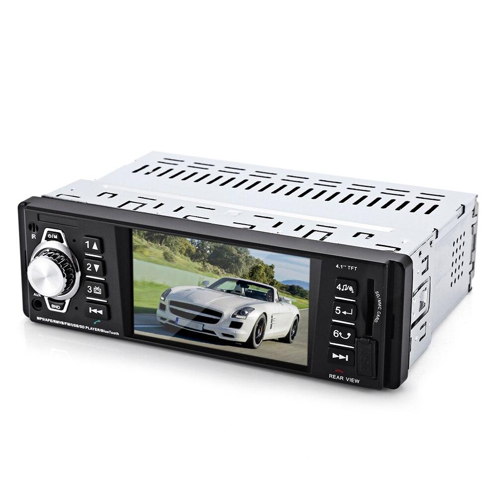 Hot Sale 1 Din autórádió MP5 lejátszó 4.1