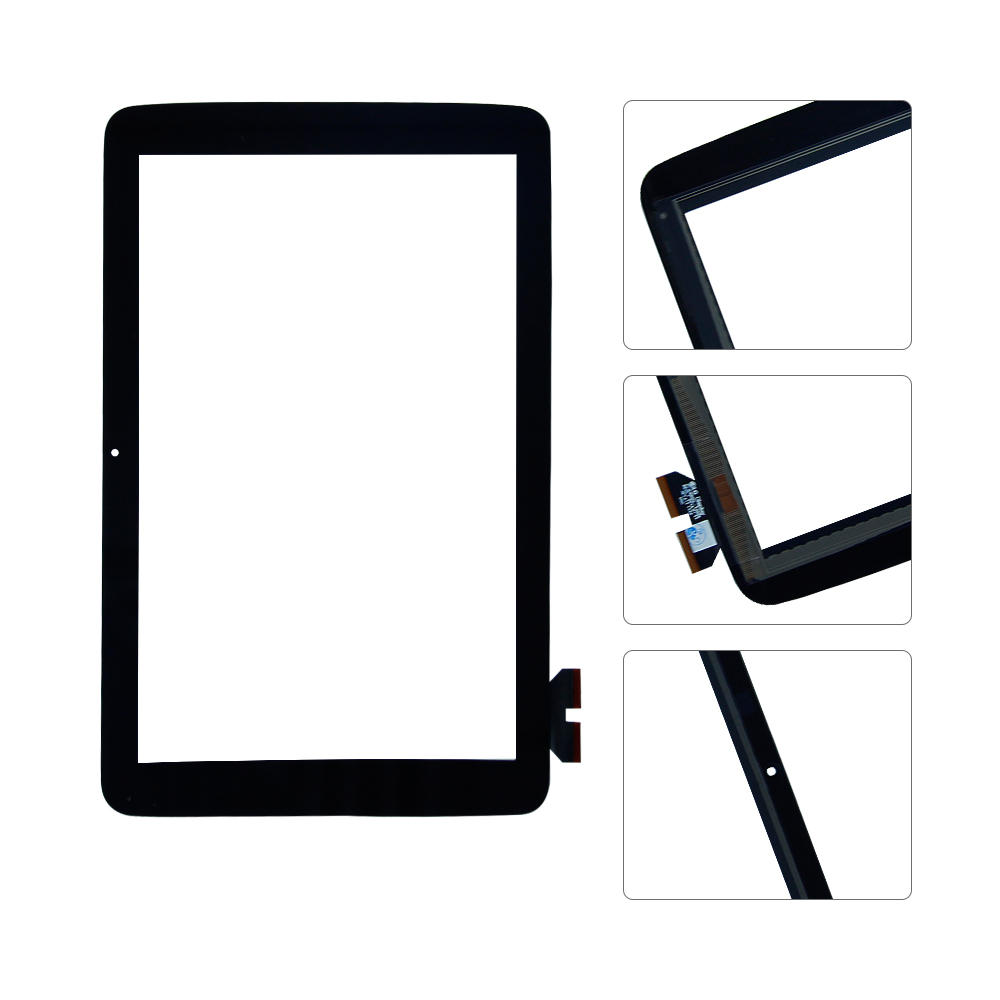 KUERT Touch Screen For LG G Pad 10.1 V700 VK700 Digitizer Glass Digitizer Panel Replacement цена