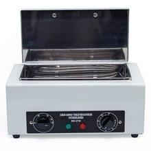 Scorpion Scissor Towel Disinfection Cabinet Beauty Nail Tool High Temperature Sterilizer Art Equipment Stainless Steel EU